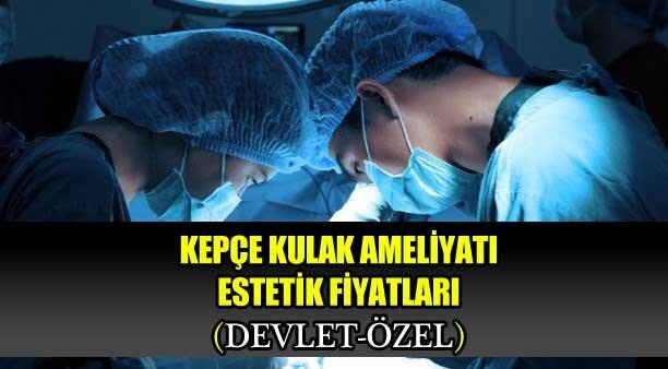 Kepçe Kulak Ameliyatı Fiyatları 2021 (DEVLET ve ÖZEL HASTANELER)