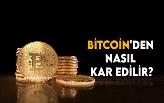 Bitcoin Nasıl Alınır ve Kullanılır? (Bedava Kripto Para Kazanma)