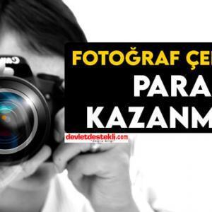 Fotoğraf Çekerek Ayda 7 Bin Lira Kazanmak 2021 (Çek-Yükle-Kazan)