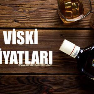 Viski Fiyatları 2021 Jack Daniels Chivas Red Label (En Ucuz Liste)