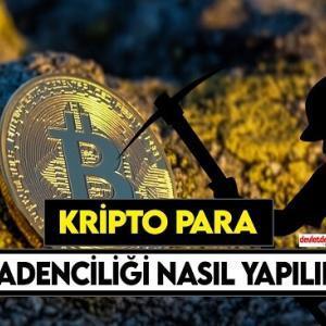 Mobil Kripto Para Madenciliği Nasıl Yapılır? Bitcoin Madenciliği Nedir?