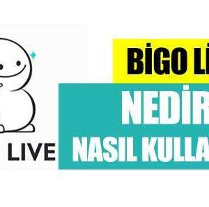 Bigo Live Nedir, Nasıl Kullanılır? (Canlı Yayın, Canlı Sohbet, Chat)