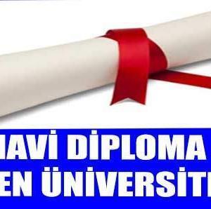 Mavi Diploma Nedir? Hangi Üniversiteler Verir? 2021-2022 Dönemi Mavi Diploma Veren Üniversiteler