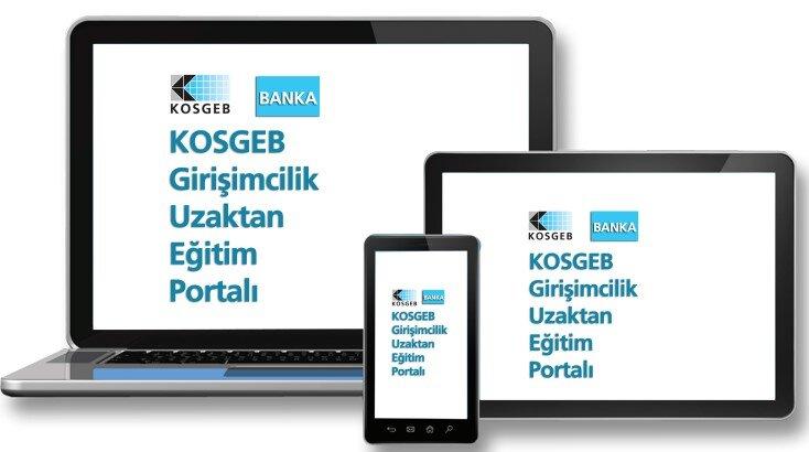 KOSGEB Uygulamalı Girişimcilik Eğitimi 2021 E-Devlet Online Başvuru